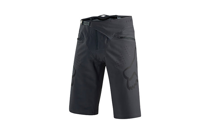 FOX FLEXAIR SHORT BLACK