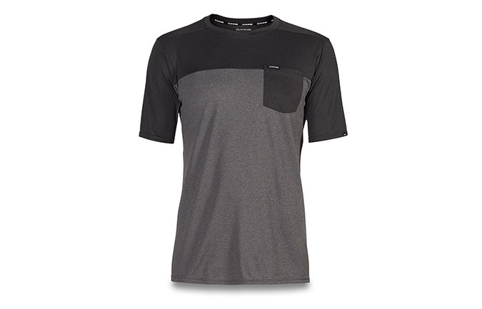 DAKINE SHORT SLEEVES VECTRA JERSEY CASTLEROCK/BLACK