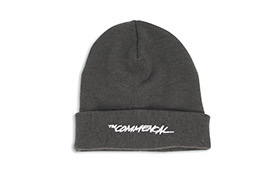 COMMENCAL HAT ANTHRACITE