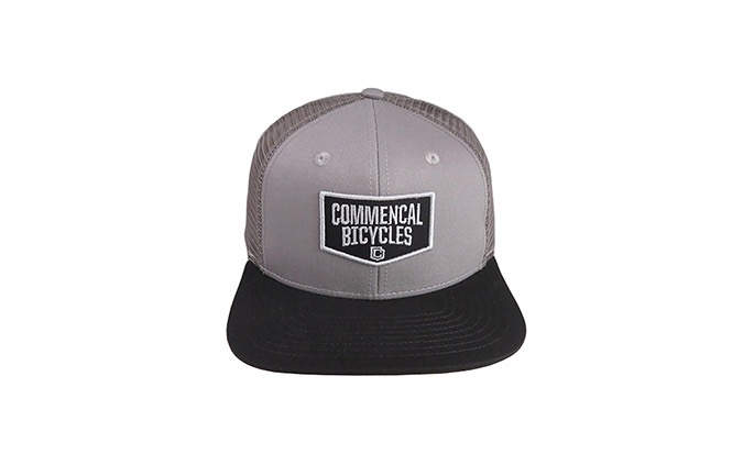 COMMENCAL KIDS TRUCKER CAP GREY 2020