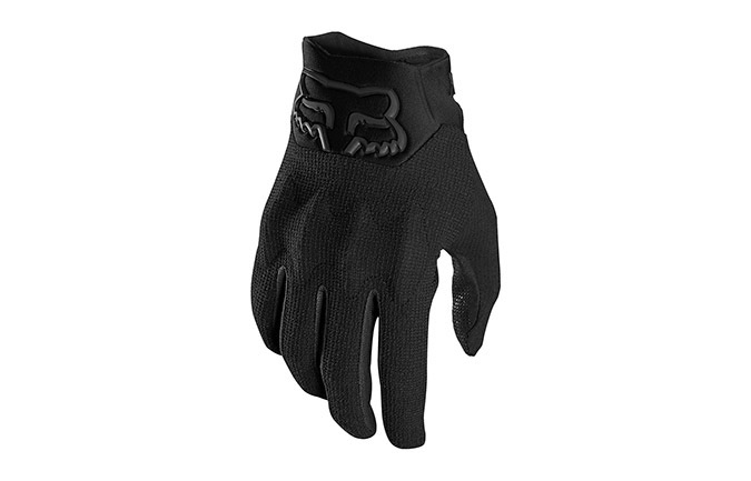FOX DEFEND KEVLAR D30GLOVES BLACK