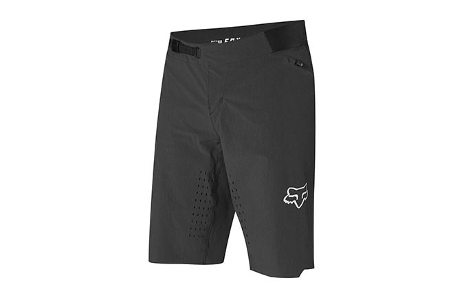 FOX FLEXAIR NO LINER SHORTS BLACK