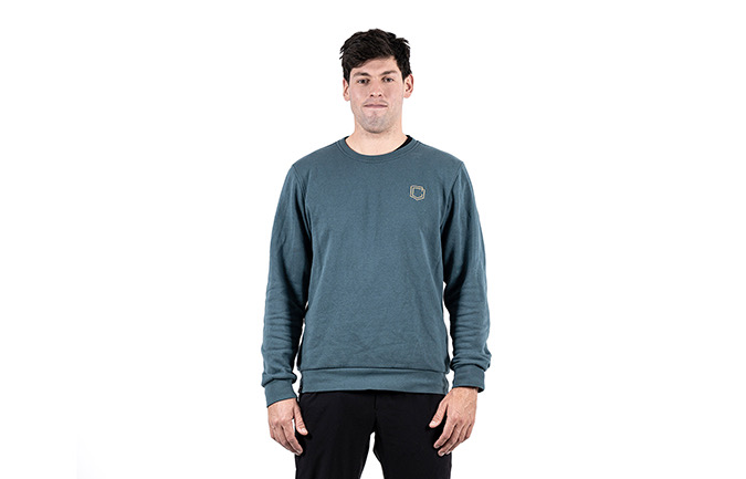 COMMENCAL CREWNECK DEEP LAKE