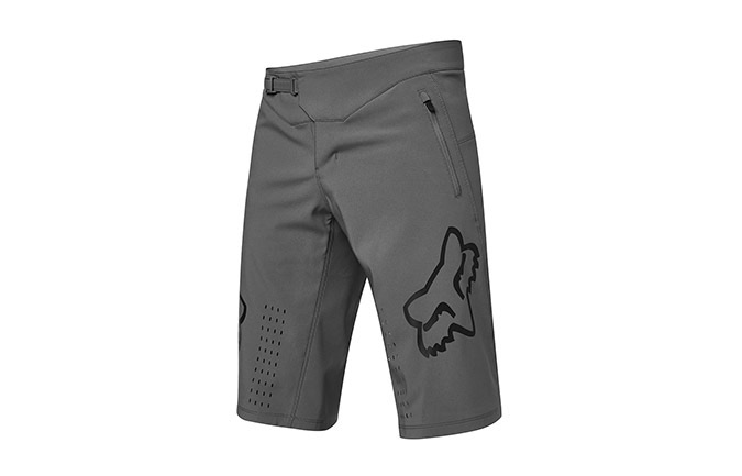 FOX DEFEND SHORTS PEWTER