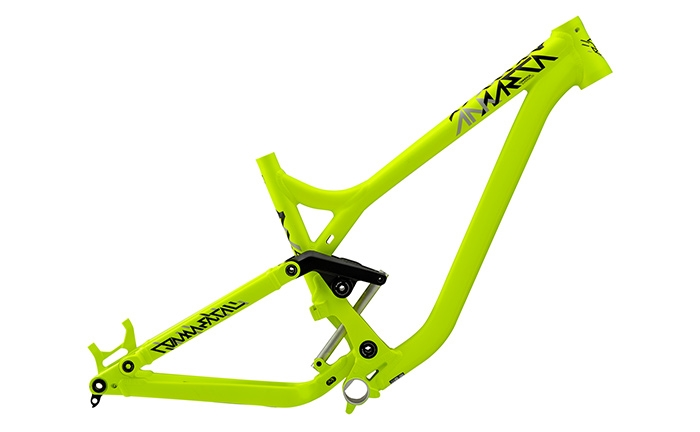 FRAME META AM 650B PIGGY BACK 2014