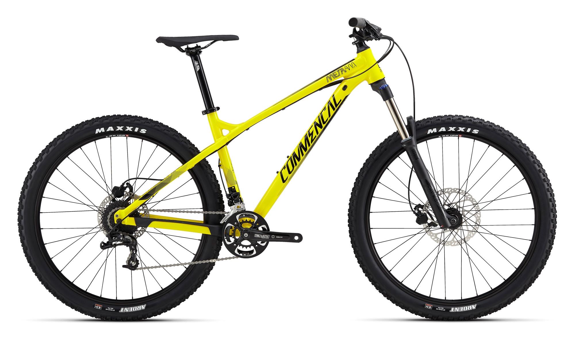 Commencal 2016 Meta Ht Am Origin 650b Yellow 2017