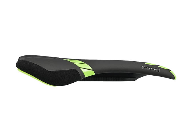 SDG I-FLY 2.0 NEON YELLOW SADDLE