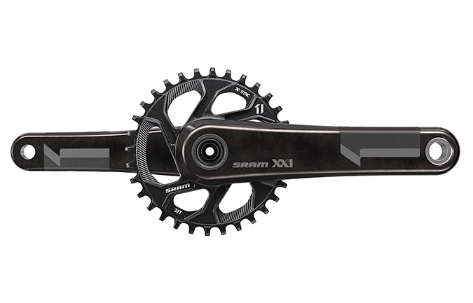 SRAM XX1 DIRECT MOUNT CRANK 170MM 32T