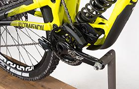 SUPREME DH V4 RACE ROCKSHOX YELLOW 2016 (S)