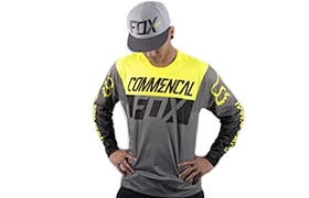JERSEYS COMMENCAL BY FOX