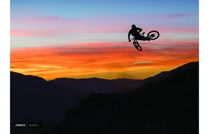 1a5fedd0f01d5 PHOTO PRINT   LOUIS HAMILTON - QUEENSTOWN SUNSET