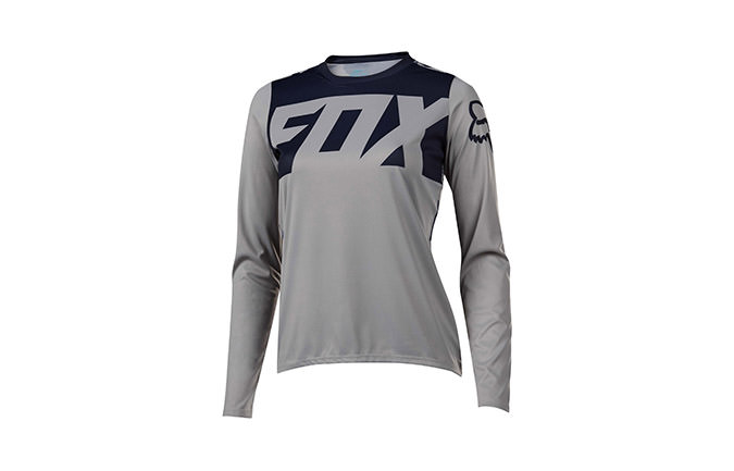 FOX WOMENS RIPLEY LONG SLEEVE JERSEY
