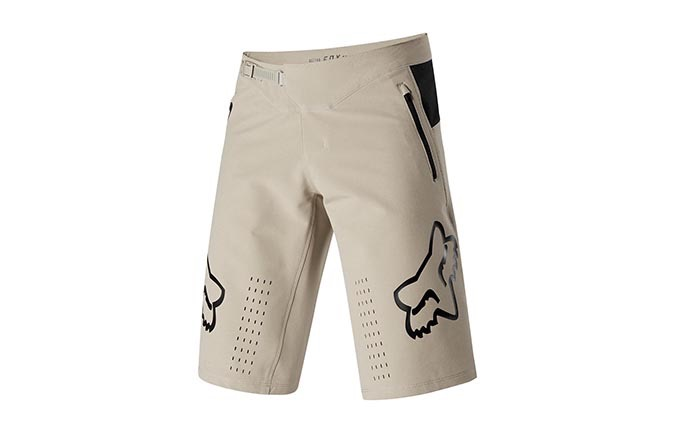 FOX DEFEND SHORTS LIGHT BEIGE