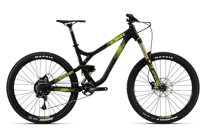 META AM V3 ORIGIN MARZOCCHI 650B 2016