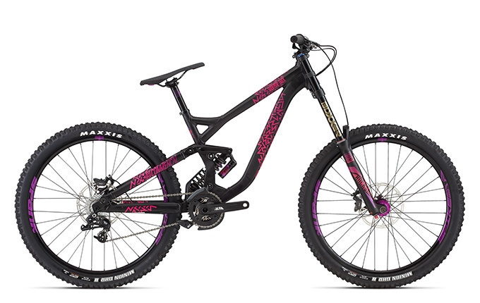 SUPREME PARK ROCKSHOX PURPLE 2016