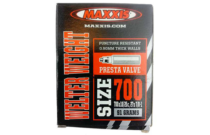 MAXXIS TUBE 700X18/25 48MM VALVE