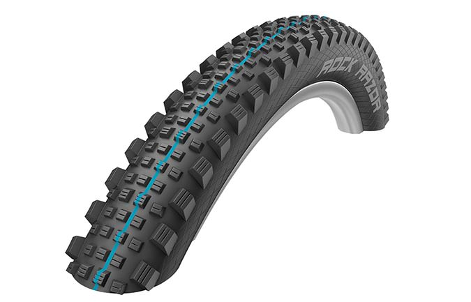 SCHWALBE ROCK RAZOR 27.5 X 2.35 TUBELESS EASY ADDIX SPEED GRIP