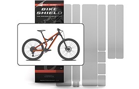 BIKESHIELD PREMIUM KIT SHINY