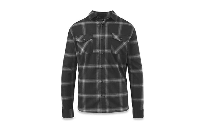 DAKINE UNDERWOOD FLANNEL SHIRT BLACK 2018