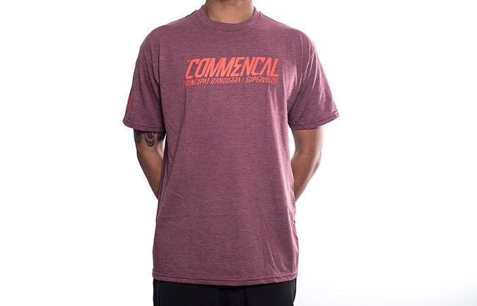 T-SHIRT RED CORPORATE