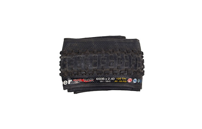 "TYRE VEE TIRE CO RUBBER TRAIL TAKER 2.40 27,5"" PROTYPE"