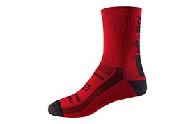 FOX 8 SOCK RED
