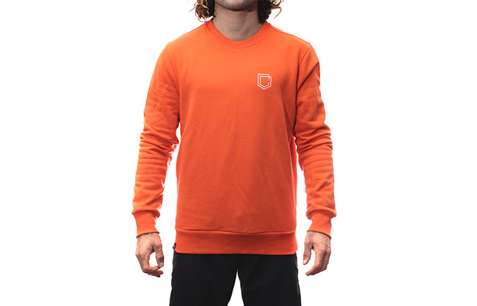 CREWNECK COMMENCAL ORANGE  2020