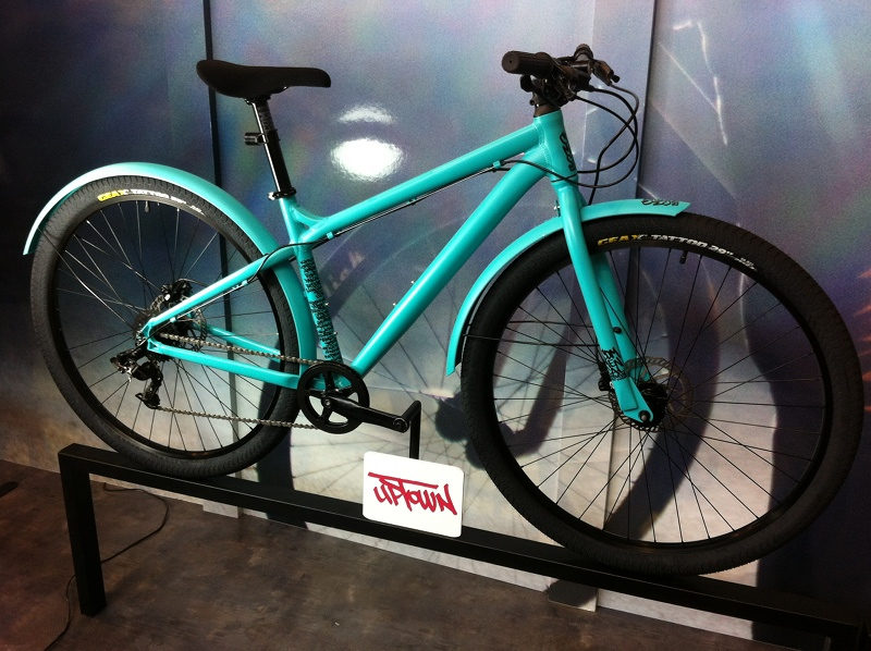 EUROBIKE: don\'t miss our Uptown Alu model