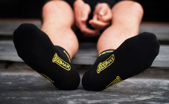 SHORT SOCKS YELLOW 2014