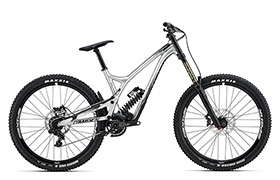 SUPREME DH V4.2 WORLD CUP 650B BRUSHED 2017