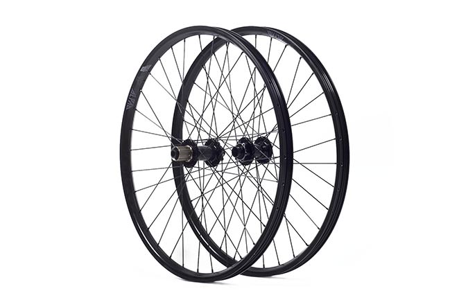 RIDE ALPHA DH WHEEL SET 650B 2016