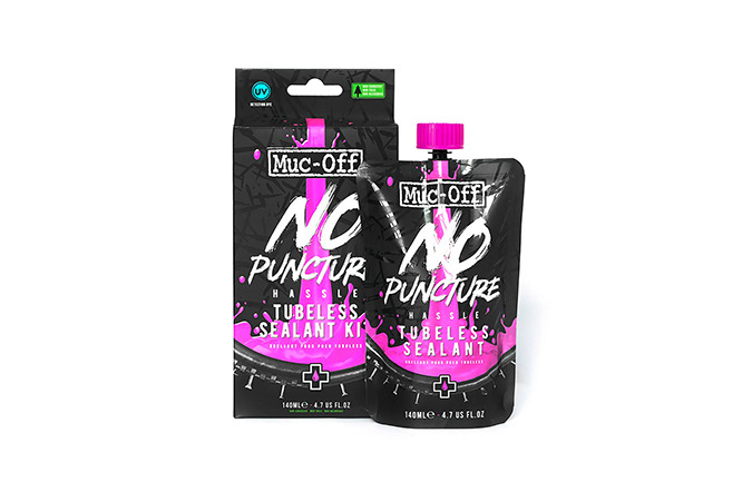 MUC-OFF NO PUNCTURE HASSLE 140ML KIT
