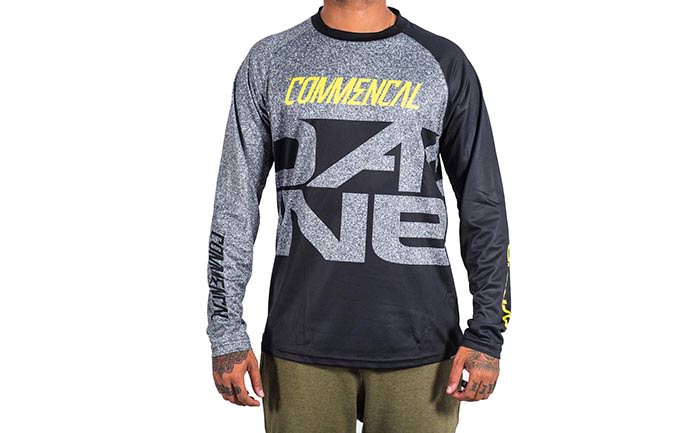 COMMENCAL JERSEY BY DAKINE LONG SLEEVES