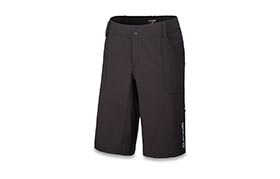 DAKINE ZELLA WOMEN SHORTS BLACK