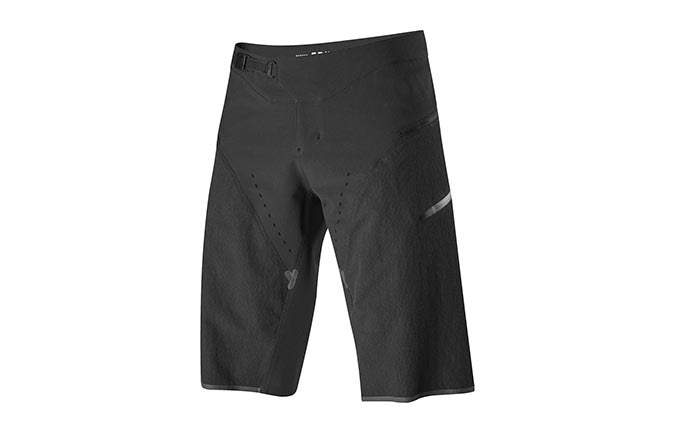 FOX DEFEND KEVLAR SHORTS BLACK
