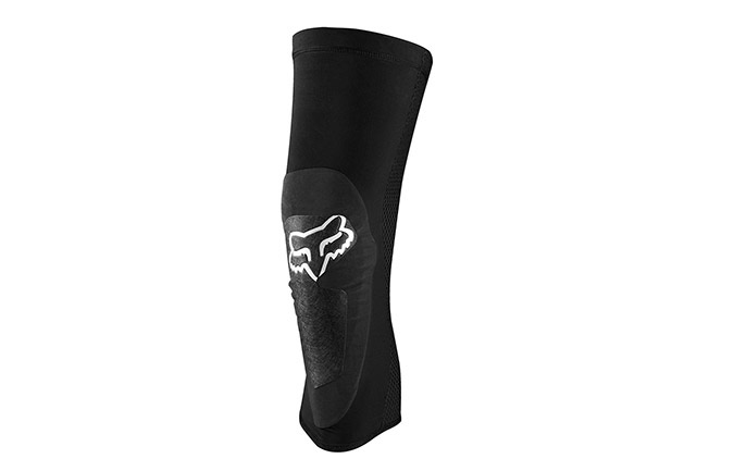 FOX ENDURO PRO D30 KNEE PADS BLACK