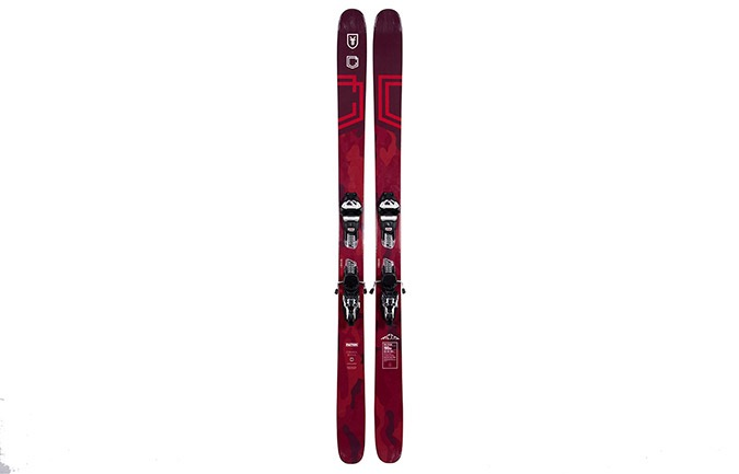 COMMENCAL META SKIS 190 + MARKER GRIFFON 13 BINDINGS TCX DEMO