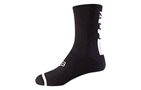 FOX 8 SOCK BLACK