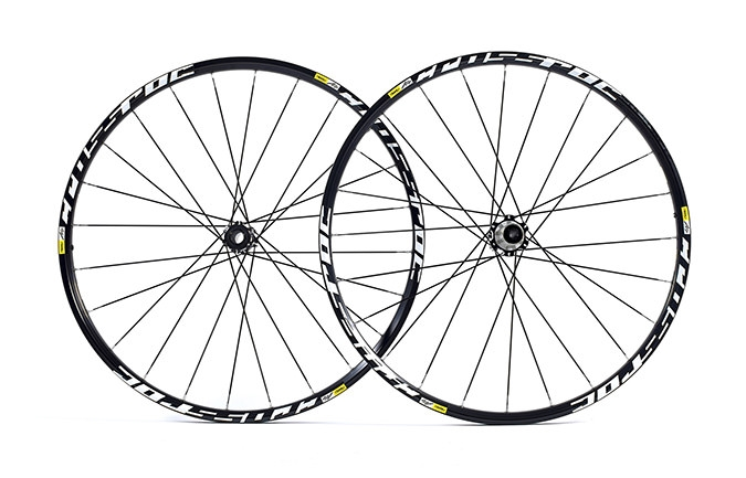 MAVIC WHEELSET CROSSROC XL 650B