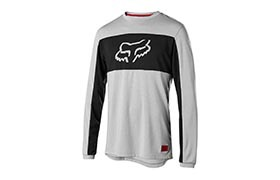 FOX RANGER DRI LONG SLEEVE JERSEY MEDUIM GREY 2019