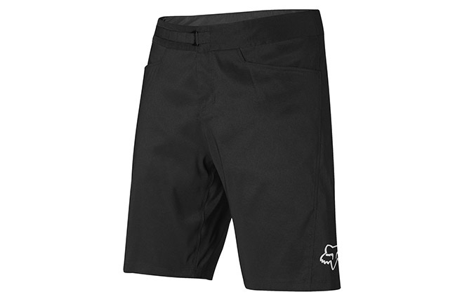 FOX RANGER WR SHORTS BLACK