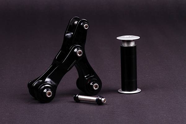 LINKAGE COMPLETE KIT, ROD AND ROCKER for SUPREME MINI DH V1 2005-2008