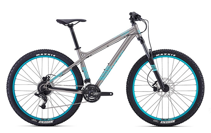 EL CAMINO GIRLY 650B TURQUOISE 2016