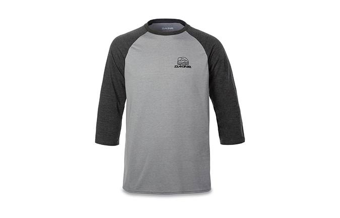 DAKINE 3/4 SLEEVE WELL ROUNDED TECH T 2018