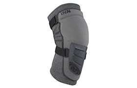 IXS TRIGGER KNEE PADS GREY 2019
