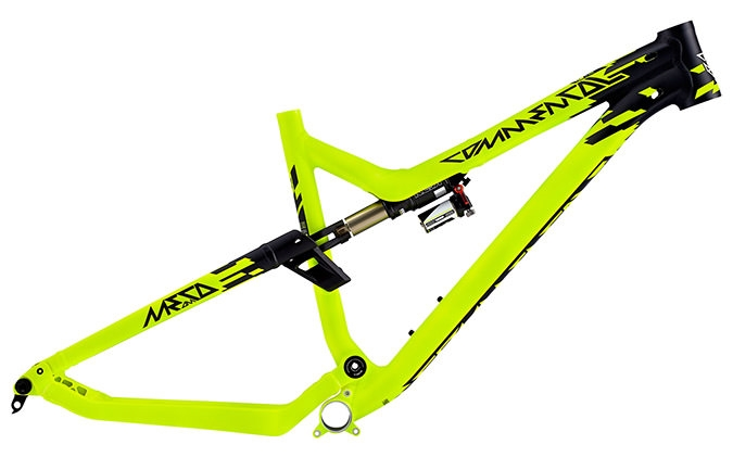 VIP META AM V4 BOS 650B YELLOW 2015