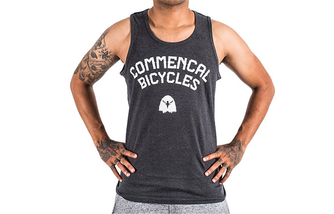 TANK TOP EAGLE GREY