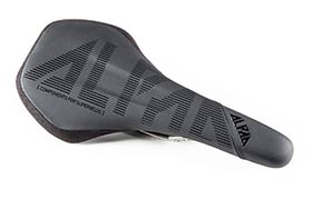 RIDE ALPHA SADDLE TI ALLOY 278 RAILS