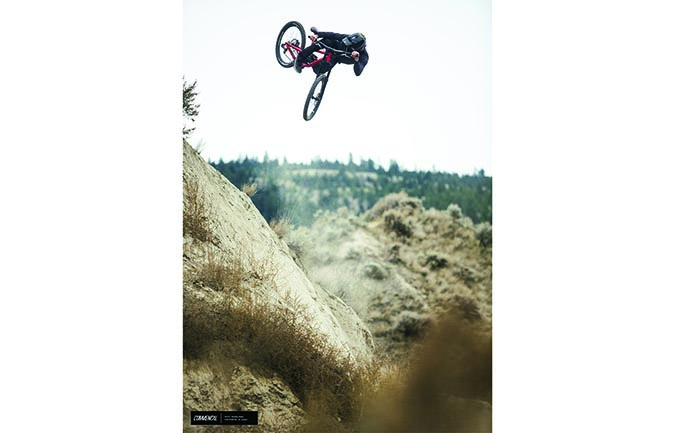 PHOTO PRINT : BRENDAN HOWEY - KAMLOOPS WHIP