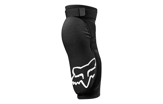 FOX HEAD LAUNCH ELBOW PADS BLACK